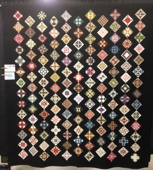 Fiber Arts & Furry Critters: Show quilts at the Vermont